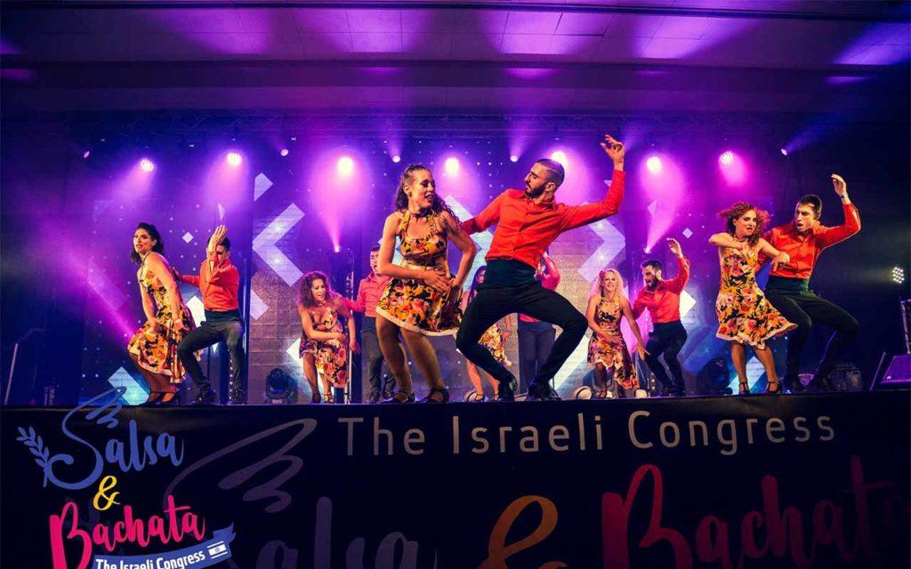 אופיר קונגרס - מאמן ריקודים לטיניים