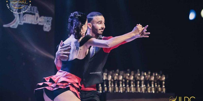 גביע ישראל בריקודים לטיניים - אופיר מאמן ריקוד - לימוד ריקוד
