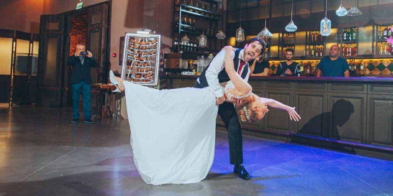 לימודי ריקוד לחתונות - עם מאמן מקצועי